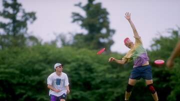 None - Second Date: Jessie and Douglas (Ultimate Frisbee)