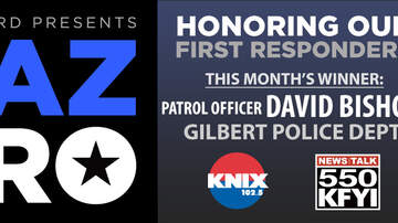 KFYI Promotions - Check Out Or Past AZ Heroes!