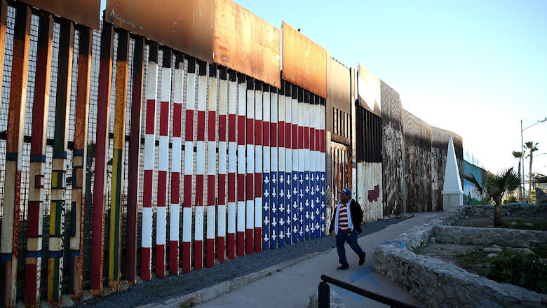 Border Wall Cost Estimate Soars In Leaked Report Iheartradio