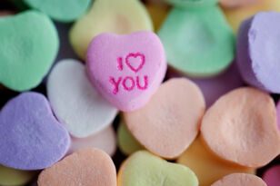 No Candy Hearts for Valentine's Day