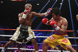 Floyd Mayweather & Manny Pacquiao Announce They Will Fight Later This Year