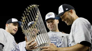 WINZ Local News and Sports - Reunited: Jeter and Posada