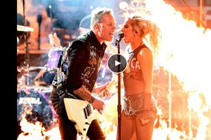 How well Rock (Metallica) and the Grammy's go together