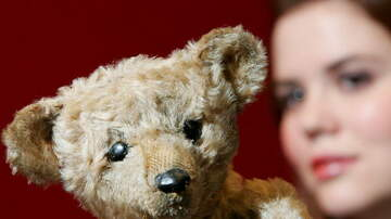 Laura Anderson - SURVEY: 1/3 OF ADULTS STILL SLEEP WITH 'COMFORT OBJECT' FROM CHILDHOOD