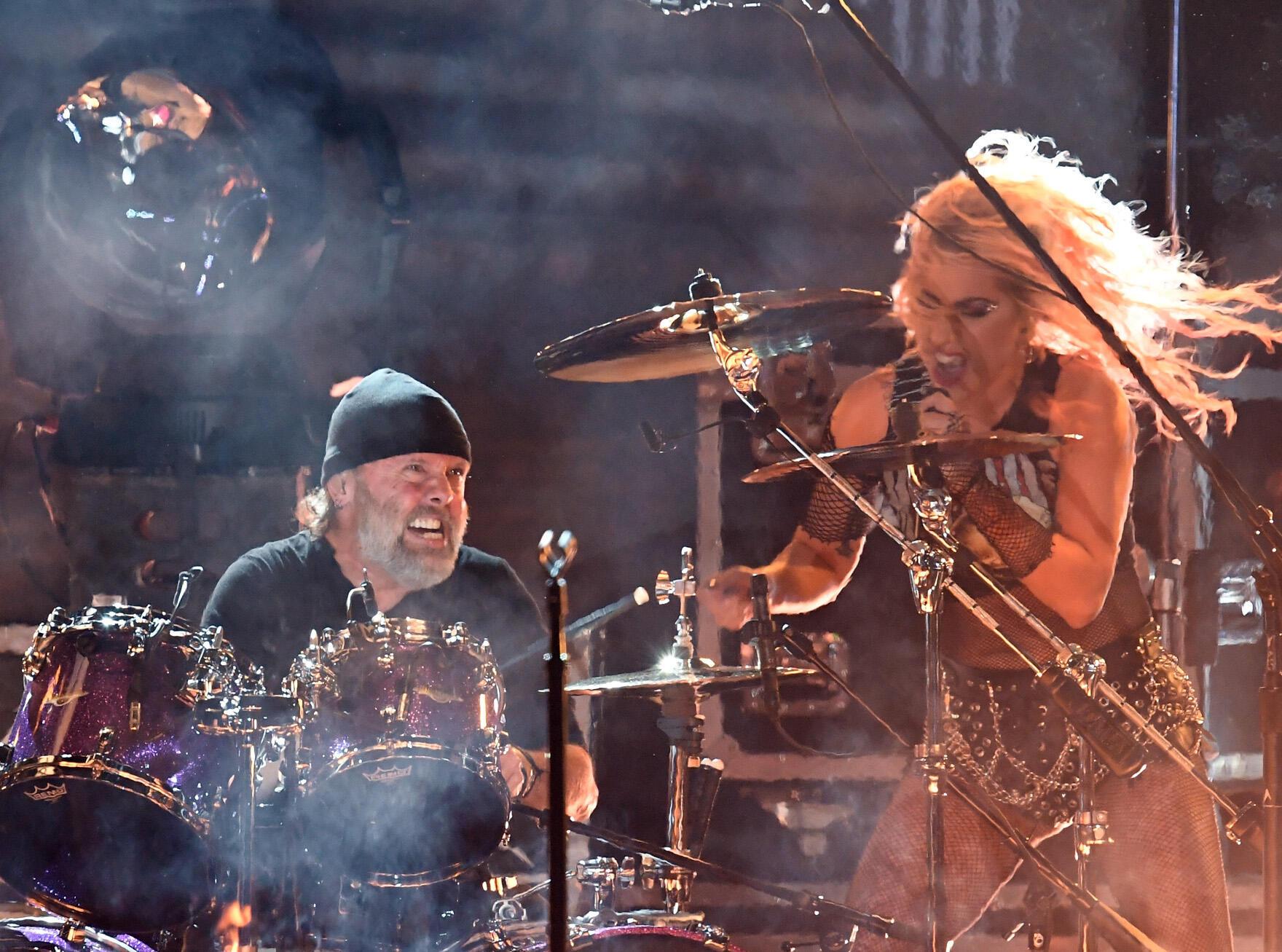 Ozzy Osbourne Metallica Tour