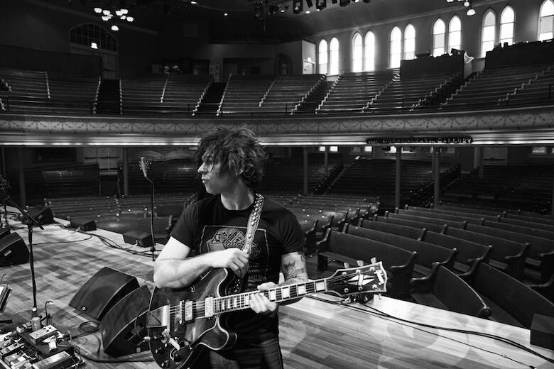 Ryan Adams On Stage Picture