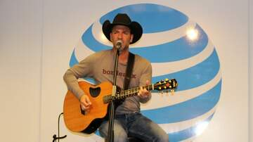 Photos: Lounge - Craig Campbell in the FM106.1 AT&T Access Granted Lounge - 2/16/17