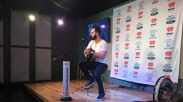 WDRM-FM Listener Lounge - Ryan Kinder in the Jerry Damson Honda Ford Listener Lounge