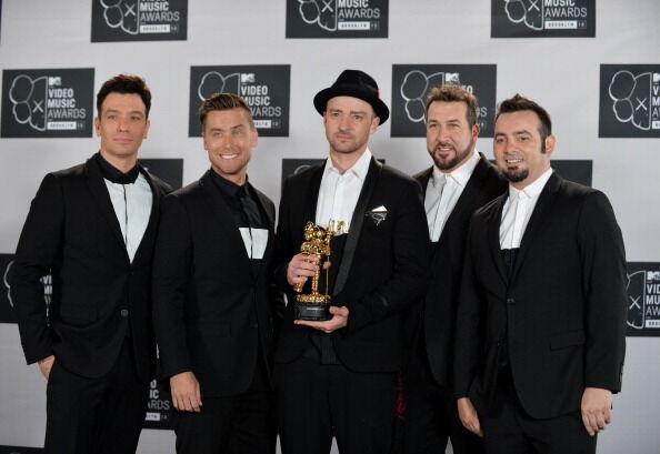 US-ENTERTAINMENT-AWARDS-MTV