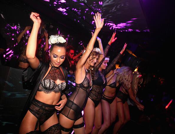 Playboy Midsummer Night's Dream At Marquee Nightclub In The Cosmopolitan Las Vegas