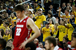 What went wrong for Wisconsin in their loss to Michigan?