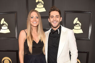 How Thomas Rhett and Wife Hid Her Pregnancy at the Grammys