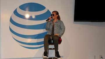 V100.7 AT&T Access Granted Lounge - Miss Mulatto at AT&T Access Granted Lounge