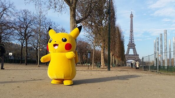 FRANCE-FEATURE-POKEMON