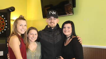 Photos - Lunch And A Performance From Chase Bryant!