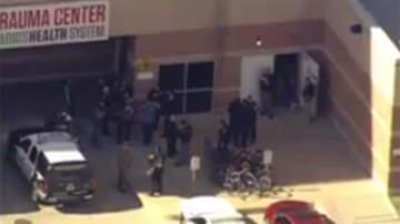 Info - BREAKING: Houston Hospital On Lockdown