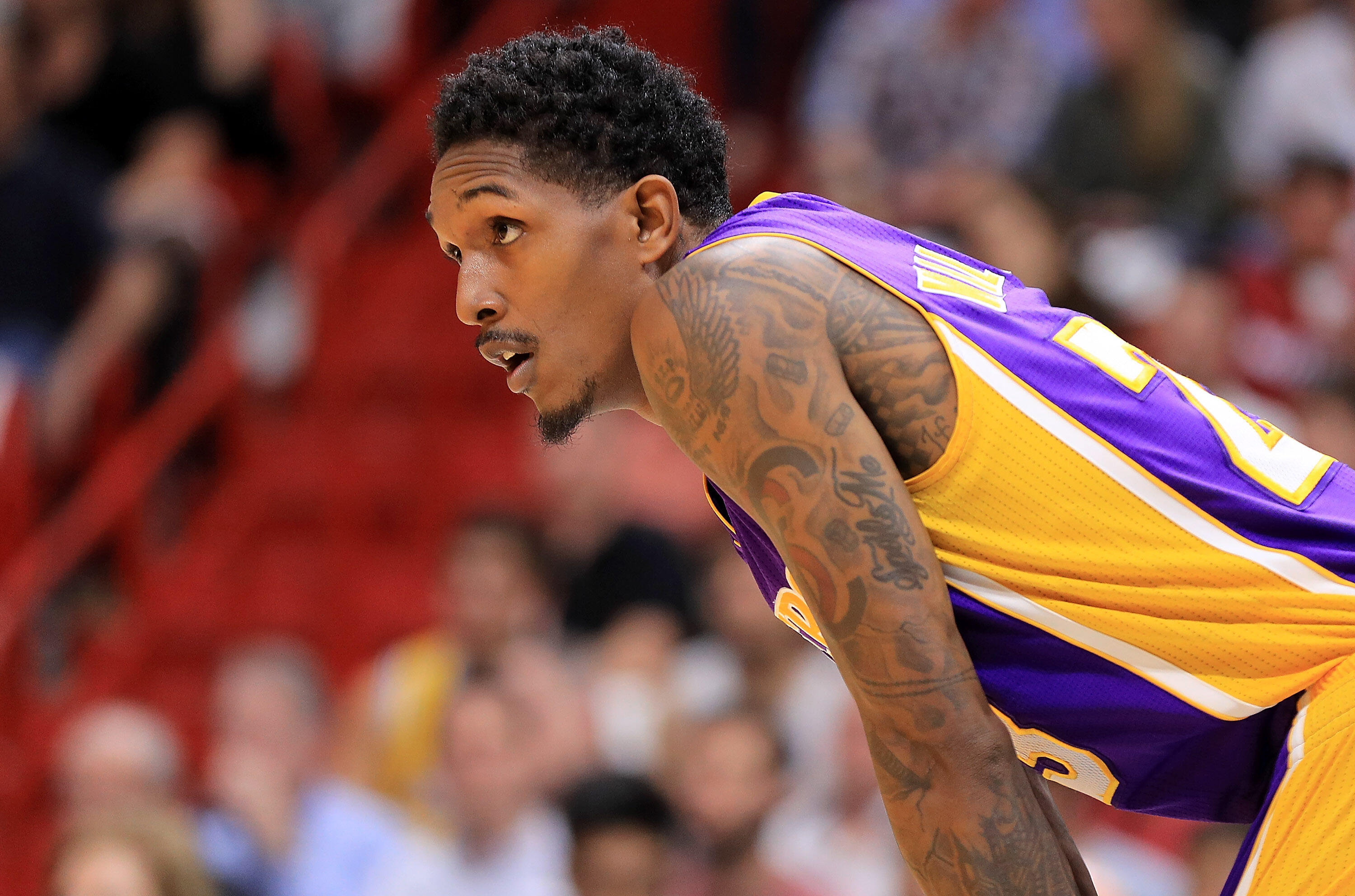 huge selection of 35f72 8b150 Lakers trade Lou Williams to Rockets | AM 570 LA Sports