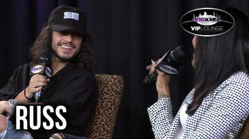 106KMEL VIP Lounge - Russ Talks Why He Decided To Sign Deal With Sony, Debut Album & More