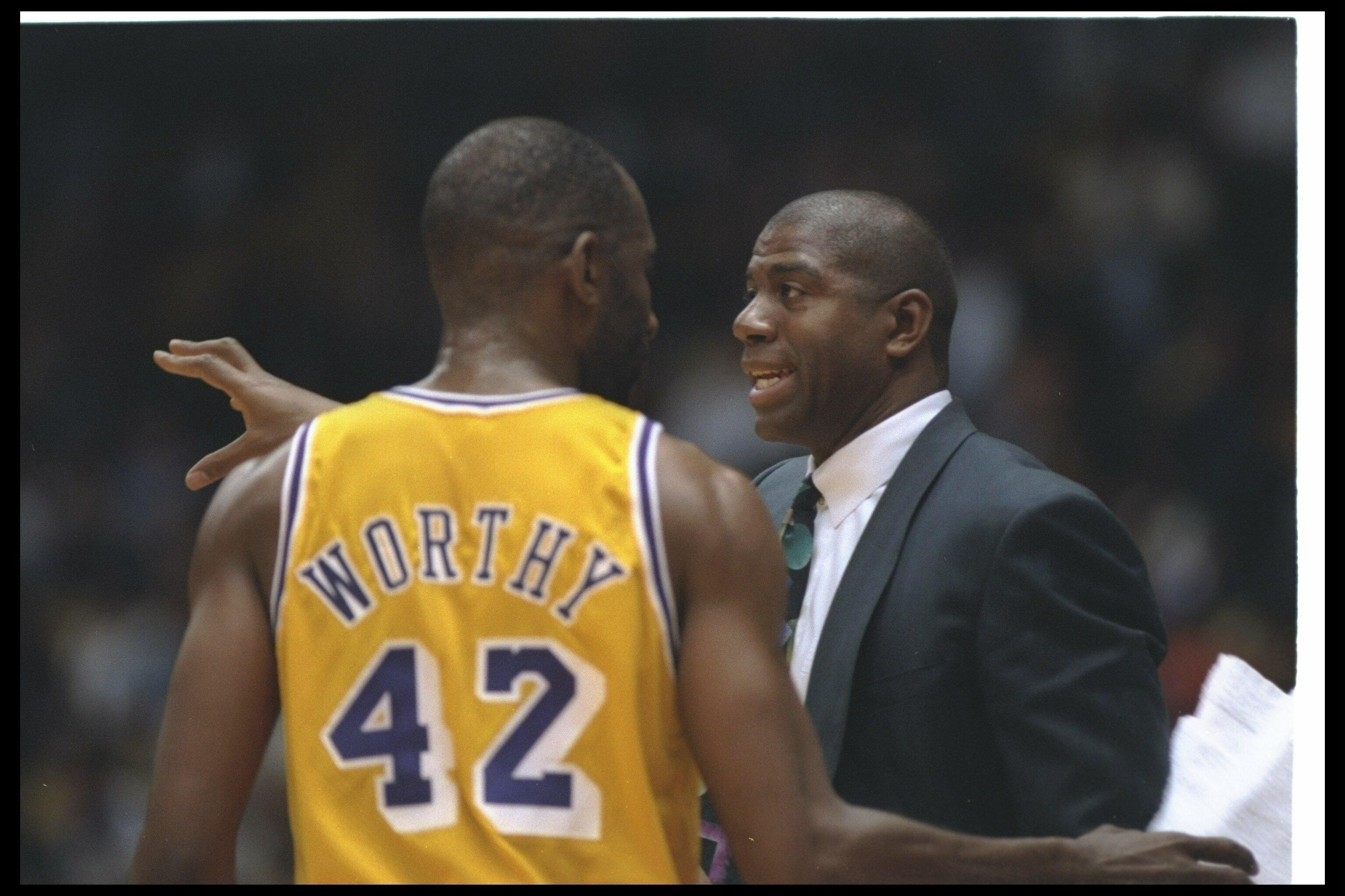 James Worthy Getting fortable with losing was last straw