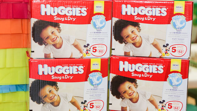 Huggies Snug & Dry & Baby2Baby Summer Birthday Event With Giuliana Rancic