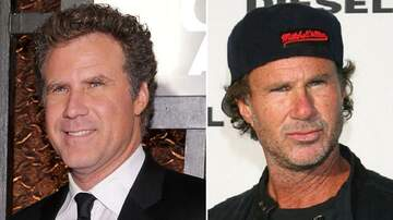 Hollywood Sleaze - WILL FERRELL AND CHAD SMITH: TWINS!!