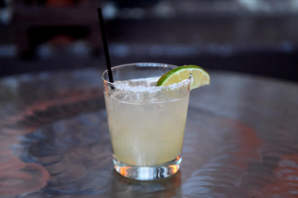 ATLANTA, GEORGIA - MARCH 21:  Tequila Herradura Horseshoe Margarita at Casa Herradura on March 21, 2016 in Atlanta, Georgia.  (Photo by Paras Griffin/Getty Images for Tequila Herradura)