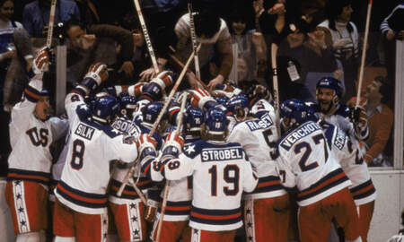 image for 40 Years Ago Today, The Miracle On Ice