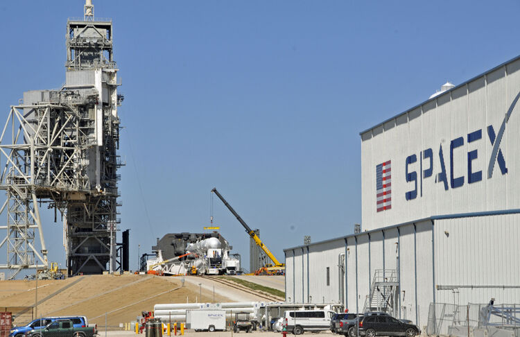 US-SCIENCE-STATION-SPACEX-TECHNOLOGY