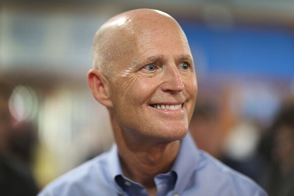 Florida Gov. Rick Scott Holds Bill Signing In Miami Gardens