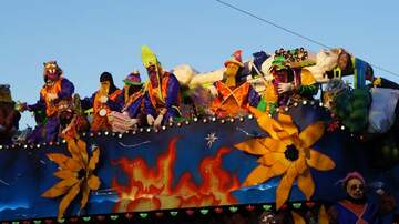 LBJ - Endymion in Mid-City