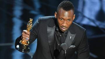 Black History Month - Mahershala Ali Becomes 1st Muslim To Win An Oscar After Winning For Best Supporting Actor