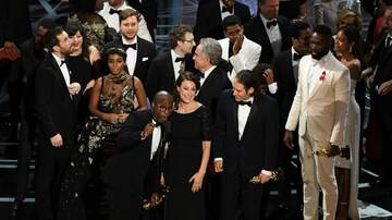 Black History Month - 'Moonlight' Defeats 'La La Land' For Best Picture In Most Epic, Awkward Oscars Moment Ever