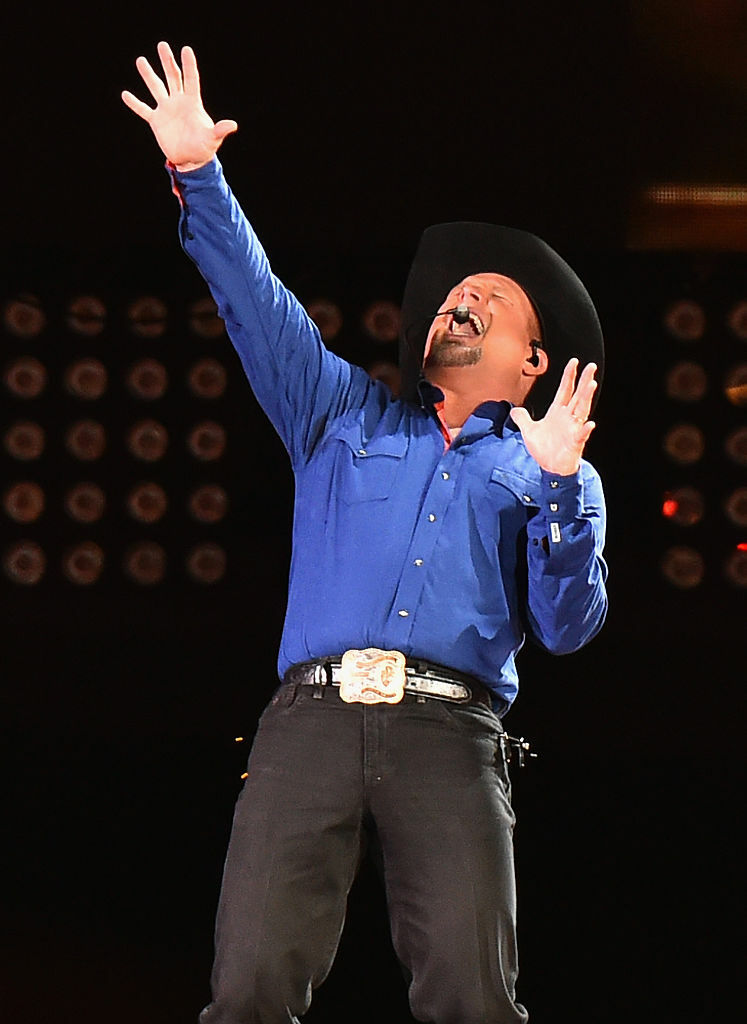 Garth Brooks In Concert - New York, New York