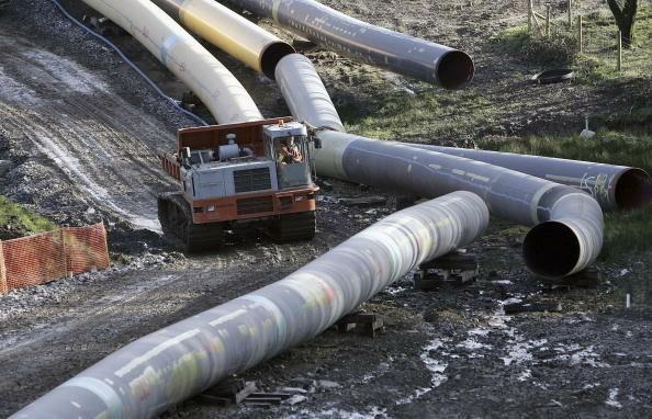 Fill 'er Up: Texas Gas Pipeline Gets Green Light