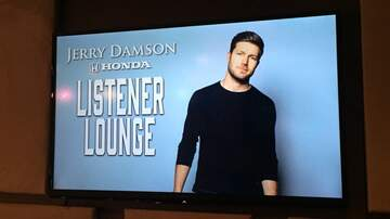 WDRM-FM Listener Lounge - Jacob Davis in the Jerry Damson Honda Ford Listener Lounge