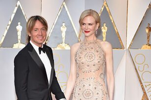 Keith Urban Took Fans Behind the Scenes at the 'Oscars'