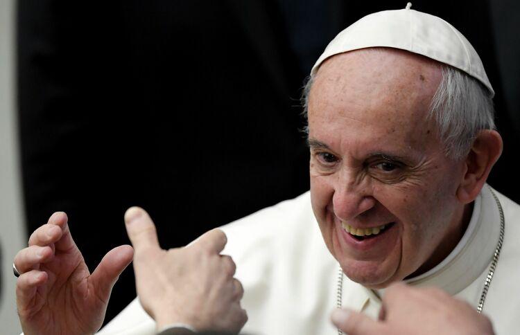 VATICAN-POPE-RELIGION