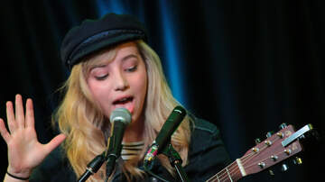 Photos: Q102 Performance Theatre - Hailey Knox Live at Q102 Philly - February 2017