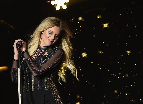 KNOXVILLE, TN - NOVEMBER 11:  Kelsea Ballerini Headlining THE FIRST TIME Tour Stop In her Hometown - Knoxville, Tennessee at the SOLD OUT Tennessee Theater on November 11, 2016 in Knoxville, Tennessee.  (Photo by Rick Diamond/Getty Images for Sweet Talk PR)