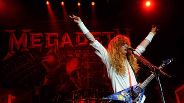 Jimmy the Governor - Megadeth Tease New Song in Twitter Video