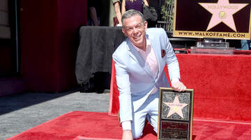 Elvis Duran - PICS: Elvis' Hollywood Walk Of Fame Star Ceremony