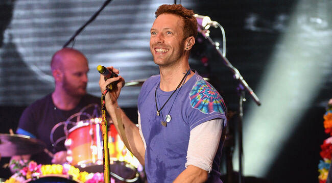 Chris Martin Hints at the Sound of Coldplay's Next Album