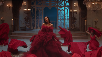 Z100 News - Ariana Grande and John Legend Star in Beauty and the Beast Music Video