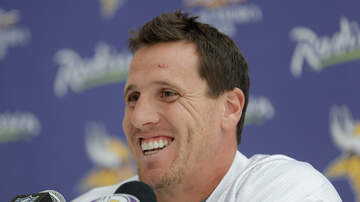 Allen's Page - Chad Greenway Feasting with PA & Charch #92Noon! #Vikings
