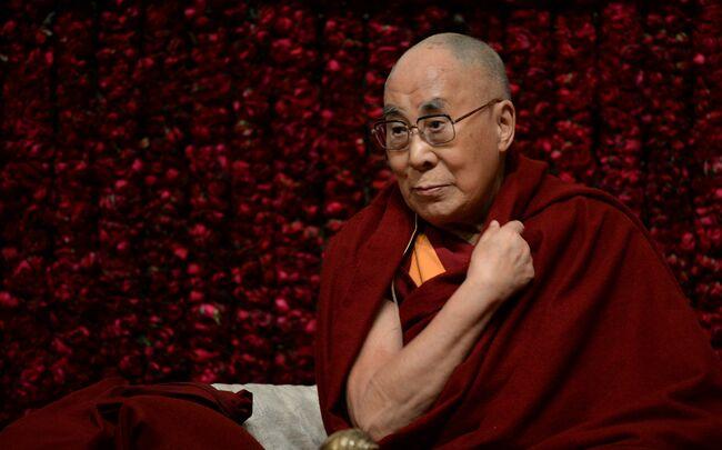 INDIA-TIBET-RELIGION-BUDDHISM