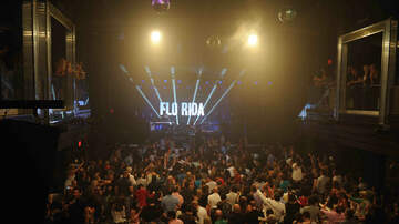 Photos - Flo Rida at the Fontainebleau
