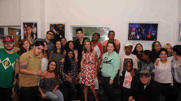Photos - Becky G & Rj Cyler Power Ranger Movie Fan Event