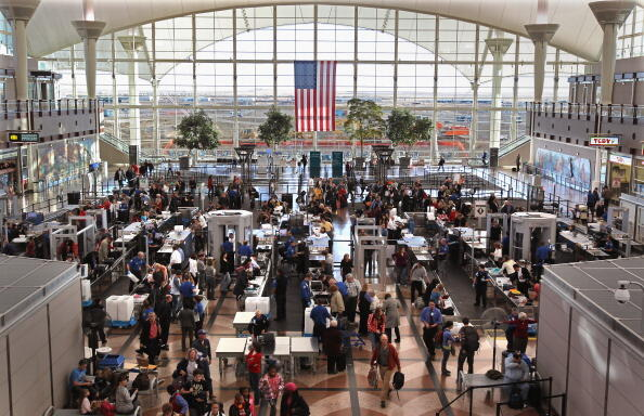 Where does DIA Rank Among Top 10 Airports?