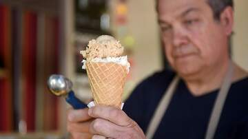 Jaime in the Morning! - Ice Cream That Can Help You Fall Asleep!! YUM!!