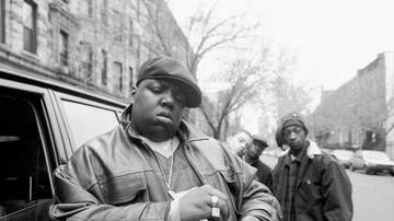 image for  Biggie Mural Will Reportedly Come Down for more rent